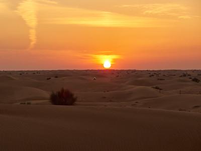 The Desert Sunset Jeep Safari