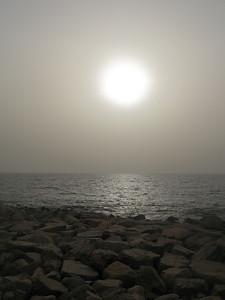 Persian Gulf Sunset I