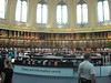 Reading room at the British Museum
