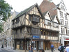 Tudor building in Oxford