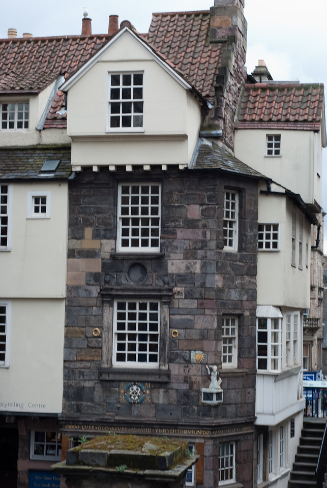 One of the oldest houses on High Street