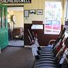 Shepherdswell, East Kent Railway, Kent.  Preserved signal box