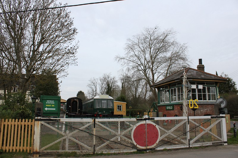 Isfield station, Lavender Line, Sussex