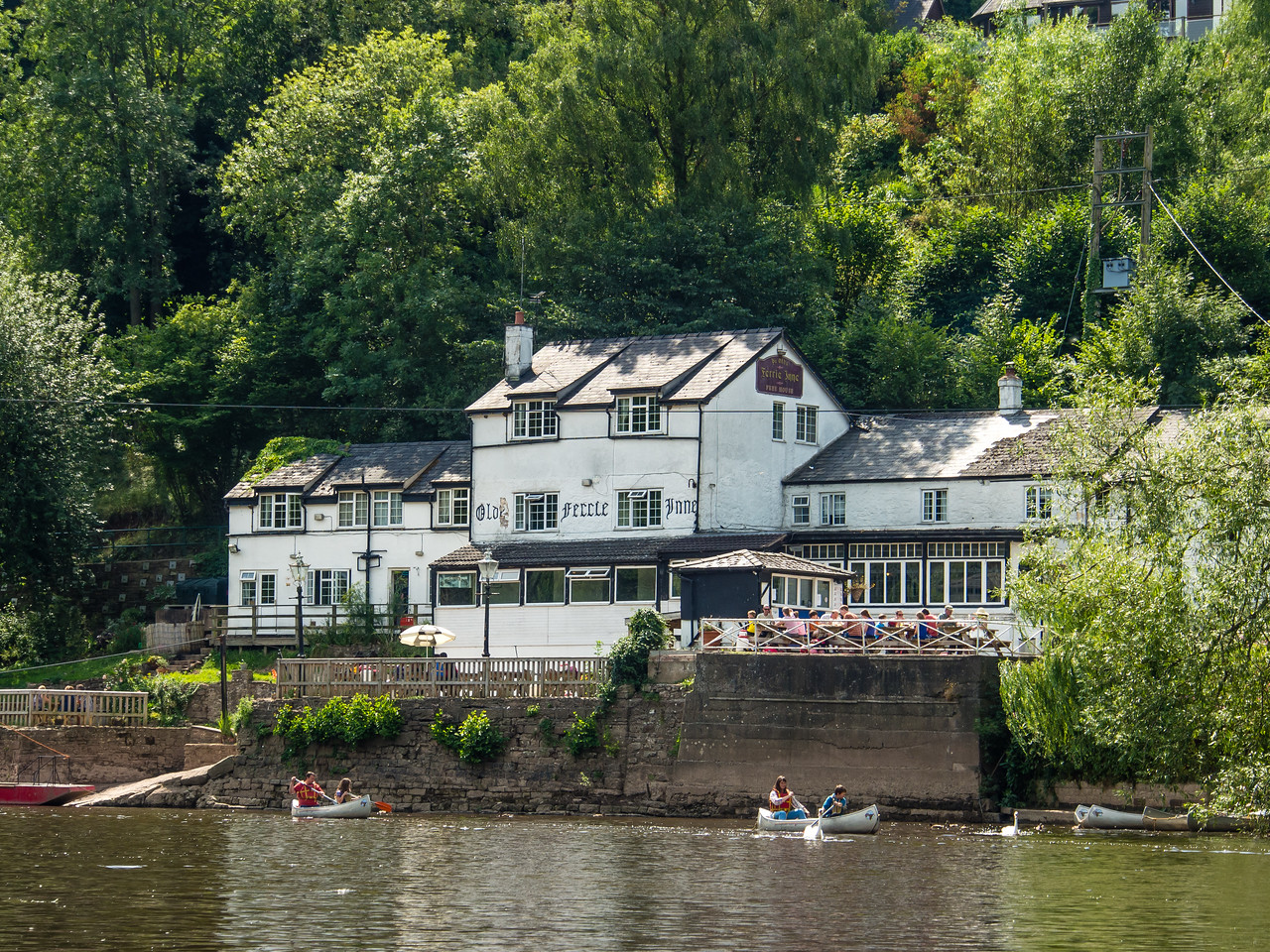 On the River Wye