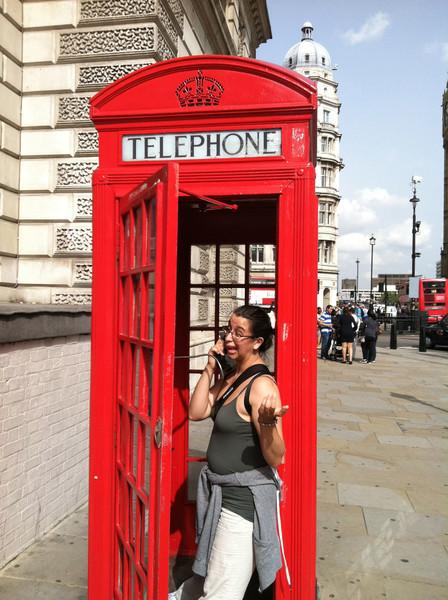 28 June 2012: Hello? Hello?