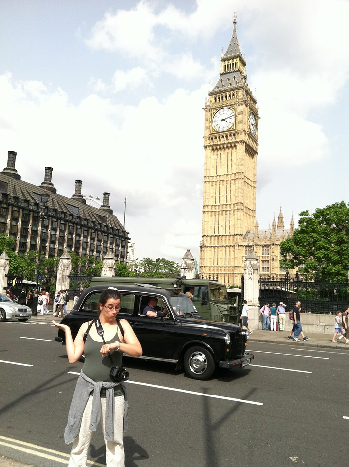 28 June 2012: I like this one because it has a black cab.