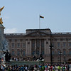 28 June 2012: Buckingham Palace.