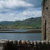 6 July 2012: Eilean Donan Castle.