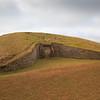 Belas Knap - neolithic burial chamber