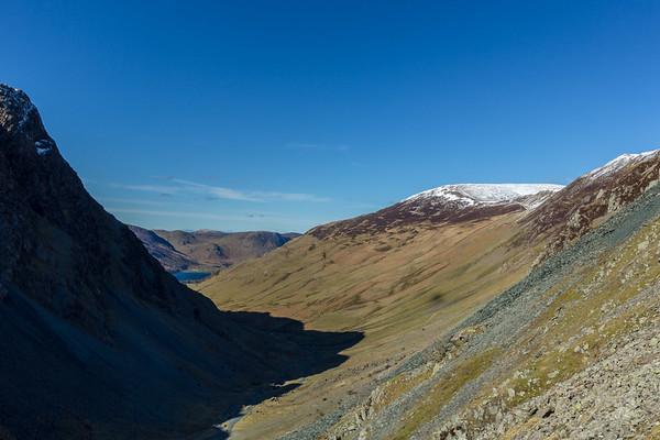Yew Crag - Honister Pass