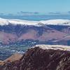View of main ridge beyond Keswick