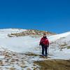 Climbing to Dale Head