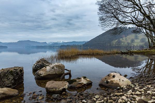 Ullswater calm