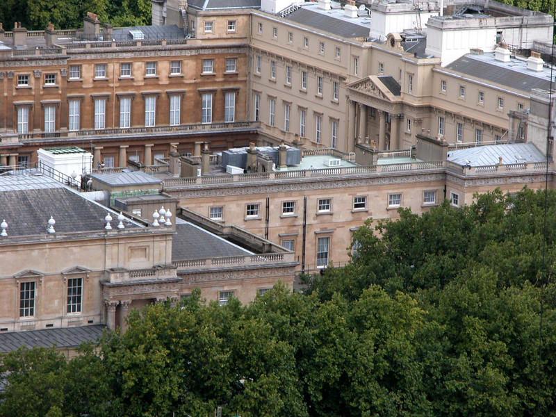 Buckingham Palace Courtyard