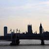 London Eye & Westminster