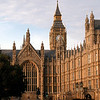 The Palace of Westminster - the seat of UK parliament