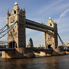 Tower Bridge & Gherkin