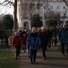 Christine leads one of her regular walks through the Royal Parks