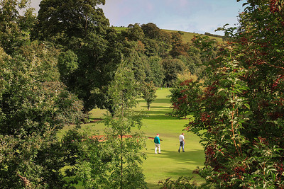 Cushendall golf course