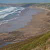 Looking towards Newgale Sands