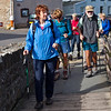Start of the walk to Solva