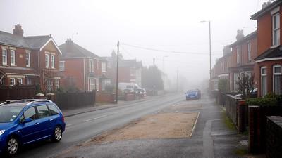 Foggy Morning Totton