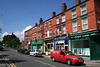 Penny Lane ....<br /> There beneath the blue suburban skies