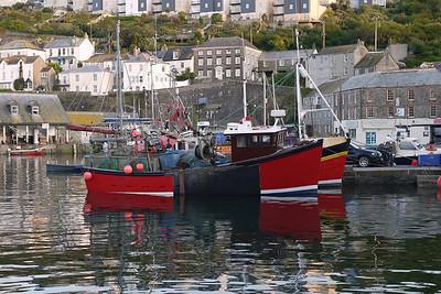 Boats, Mevagissey