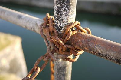 Chain and Railing, Charlestown