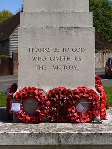 War Memorial King's Somborne
