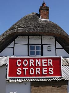 Corner Stores: Purveyors of fine Blackjacks and Fruitsalads.
