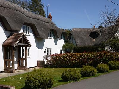 Cottages King's Somborne