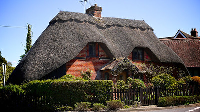 No.1 Lord Vader Cottages.
