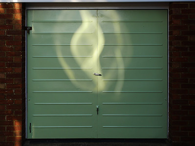 The Garage Mysteron