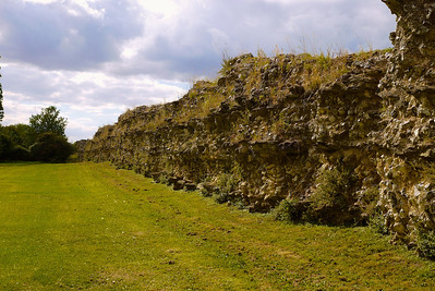 Silchester South Wall