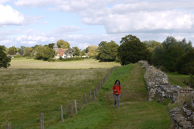 Silchester Wall and Church