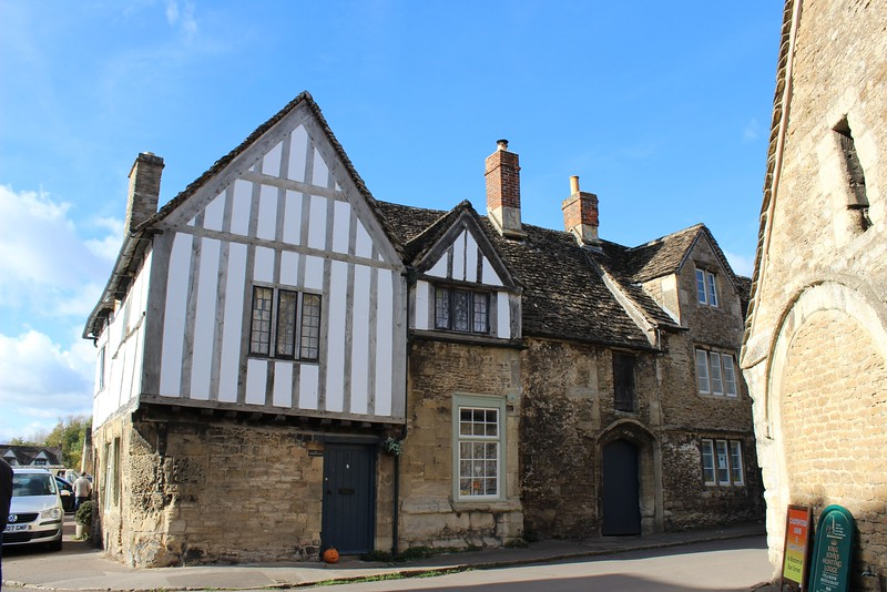 Lacock National Trust Village