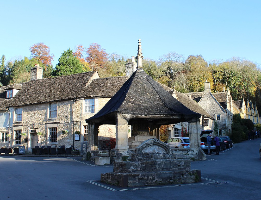 Castle Combe Market Cross