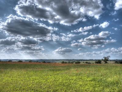 A field near Chipping Norton