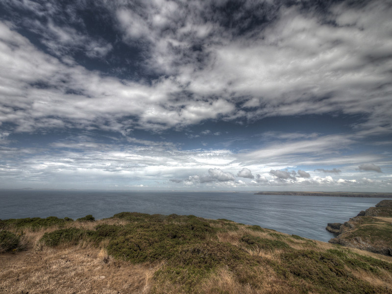 St Brides Bay