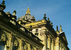 Dome and main entrance to Castle Howard.