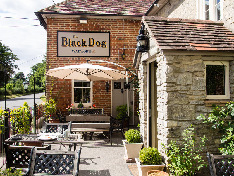 Blackdog Inn for Lunch