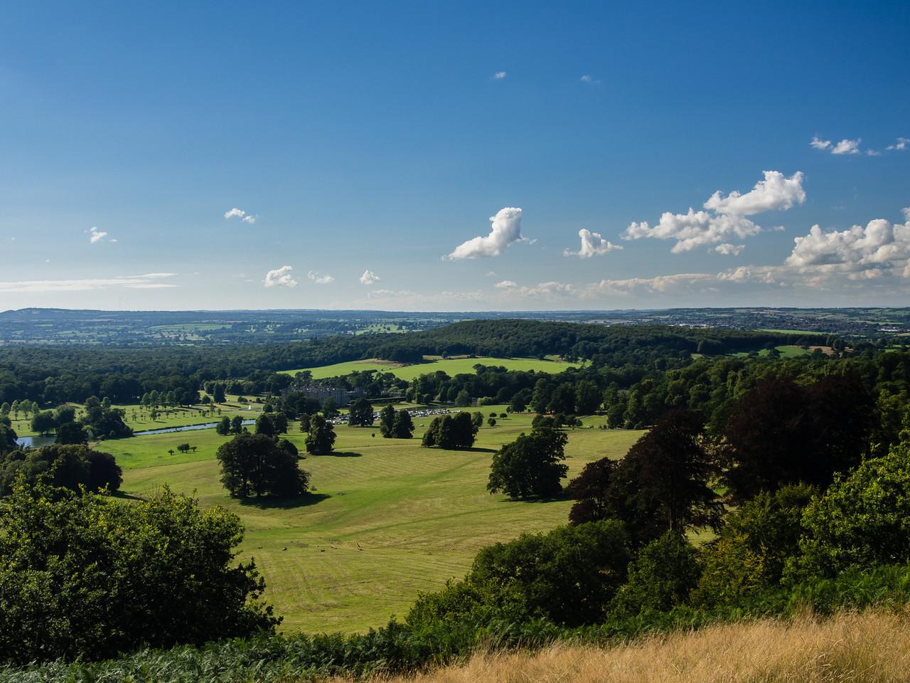 View over Longleet