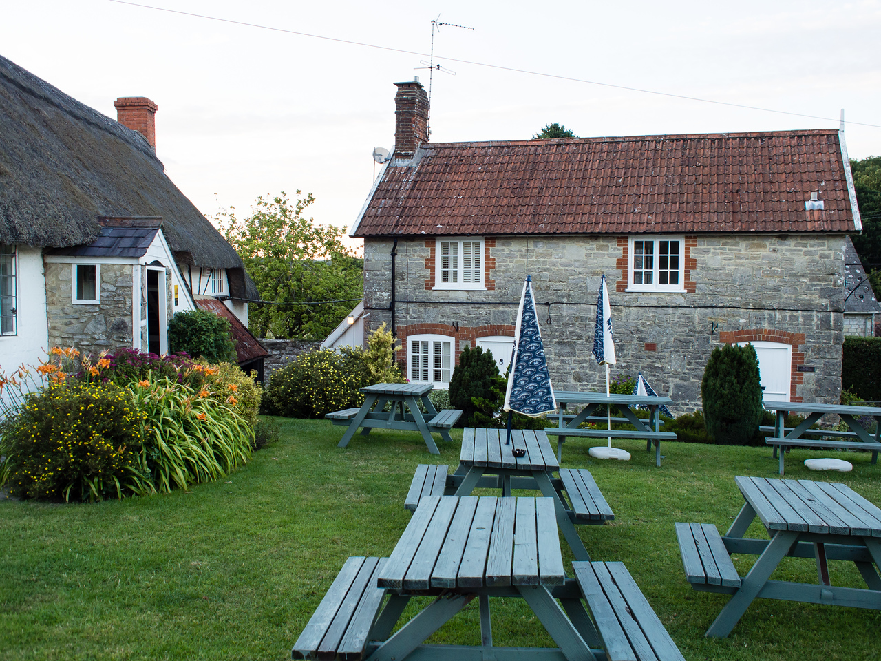 Compasses Inn for two nights