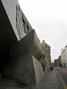 Parliament building, Edinburgh