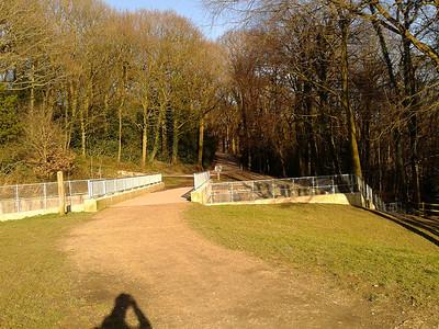 Linacre reservoir