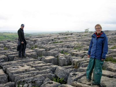 "Limestone ""paving"" near Malham"