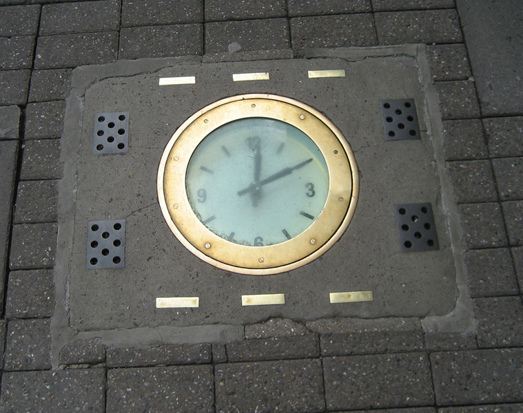 ClockInSidewalk1 8141