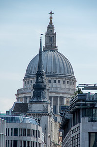Dome of St Paul's Cathedral