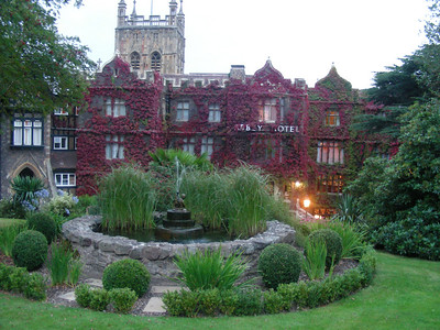 U.K. trip Sep2007: Great Malvern, Worcester Cnty